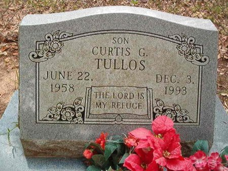 TULLOS, CURTIS G. - Victoria County, Texas | CURTIS G. TULLOS - Texas Gravestone Photos
