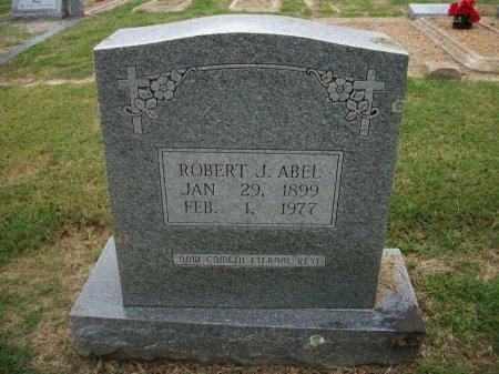 ABEL, ROBERT J. - Washington County, Texas   ROBERT J. ABEL - Texas Gravestone Photos