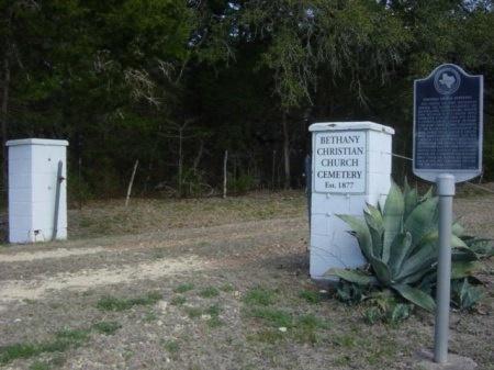 *CEMETERY ENTRANCE,  - Washington County, Texas    *CEMETERY ENTRANCE - Texas Gravestone Photos