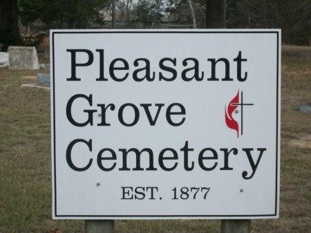 *CEMETERY SIGN,  - Washington County, Texas    *CEMETERY SIGN - Texas Gravestone Photos