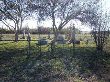 *CEMETERY VIEW,  - Washington County, Texas |  *CEMETERY VIEW - Texas Gravestone Photos