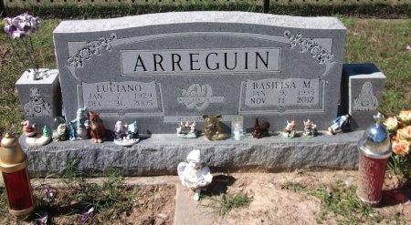 ARREGUIN, LUCIANO - Wharton County, Texas | LUCIANO ARREGUIN - Texas Gravestone Photos