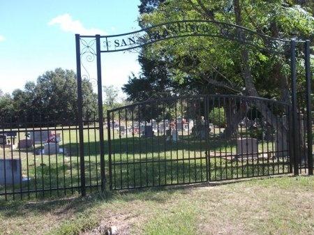 *CEMETERY GATE,  - Wharton County, Texas    *CEMETERY GATE - Texas Gravestone Photos