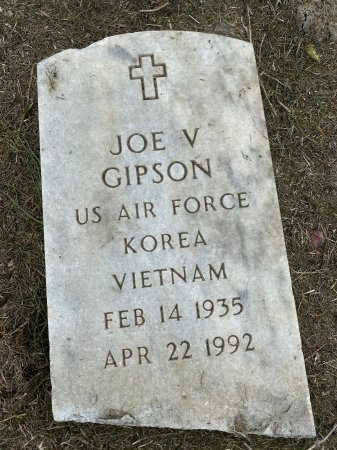 GIPSON (VETERAN 2 WARS), JOE V. - Wharton County, Texas   JOE V. GIPSON (VETERAN 2 WARS) - Texas Gravestone Photos
