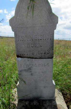 BISHOP, ASA N - Wilbarger County, Texas | ASA N BISHOP - Texas Gravestone Photos