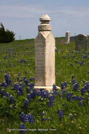 BOND, ORRY BELLE - Wilbarger County, Texas | ORRY BELLE BOND - Texas Gravestone Photos