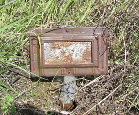UNKNOWN, UNKNOWN - Wilbarger County, Texas | UNKNOWN UNKNOWN - Texas Gravestone Photos