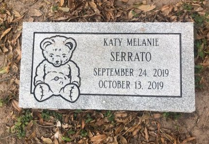 SERRATO, KATY MELANIE - Willacy County, Texas | KATY MELANIE SERRATO - Texas Gravestone Photos