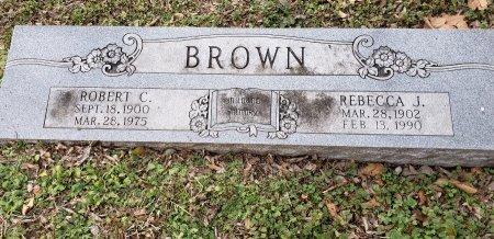 BROWN, ROBERT C - Williamson County, Texas | ROBERT C BROWN - Texas Gravestone Photos