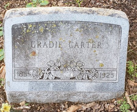 CARTER, GRADIE - Williamson County, Texas | GRADIE CARTER - Texas Gravestone Photos