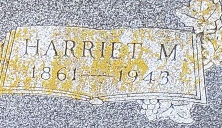 CARTER, HARRIET M  (CLOSEUP) - Williamson County, Texas | HARRIET M  (CLOSEUP) CARTER - Texas Gravestone Photos