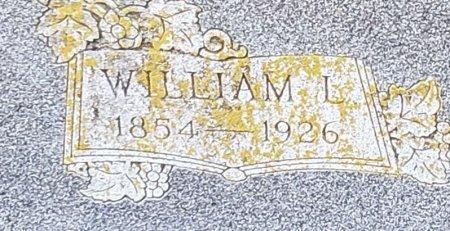 CARTER, WILLIAM L (CLOSE UP) - Williamson County, Texas | WILLIAM L (CLOSE UP) CARTER - Texas Gravestone Photos