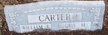 CARTER, ORA M - Williamson County, Texas | ORA M CARTER - Texas Gravestone Photos