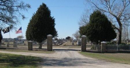 *CEMETERY ENTRANCE,  - Williamson County, Texas |  *CEMETERY ENTRANCE - Texas Gravestone Photos