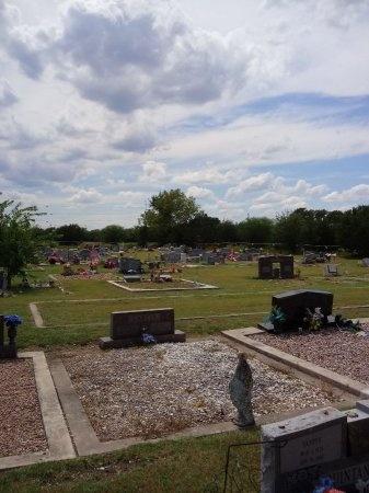 *CEMETERY VIEW,  - Williamson County, Texas |  *CEMETERY VIEW - Texas Gravestone Photos
