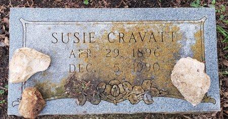 CRAVATT, SUSIE - Williamson County, Texas   SUSIE CRAVATT - Texas Gravestone Photos