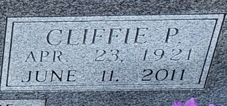 FREDRICKSON, CLIFFIE P  (CLOSEUP) - Williamson County, Texas | CLIFFIE P  (CLOSEUP) FREDRICKSON - Texas Gravestone Photos