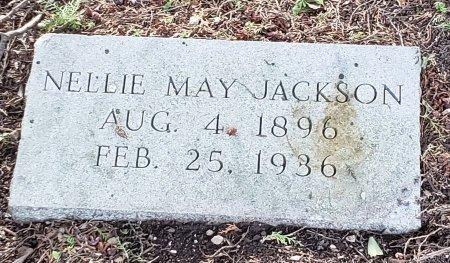 JACKSON, NELLIE MAY - Williamson County, Texas | NELLIE MAY JACKSON - Texas Gravestone Photos