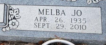 EHRHARDT KILBURN, MELBA JO (CLOSEUP) - Williamson County, Texas | MELBA JO (CLOSEUP) EHRHARDT KILBURN - Texas Gravestone Photos