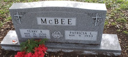 MCBEE, TERRY R - Williamson County, Texas | TERRY R MCBEE - Texas Gravestone Photos