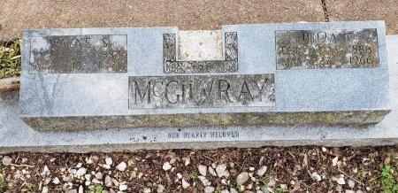 MCGILVRAY, JULIA E - Williamson County, Texas | JULIA E MCGILVRAY - Texas Gravestone Photos