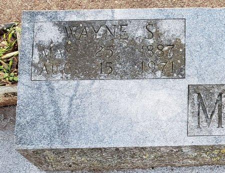 MCGILVRAY, WAYNE E.(CLOSEUP) - Williamson County, Texas | WAYNE E.(CLOSEUP) MCGILVRAY - Texas Gravestone Photos