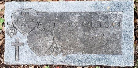 MILLEGAN, ELWYN - Williamson County, Texas | ELWYN MILLEGAN - Texas Gravestone Photos