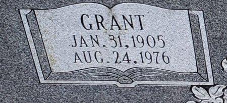 MILLEGAN, GRANT (CLOSEUP) - Williamson County, Texas | GRANT (CLOSEUP) MILLEGAN - Texas Gravestone Photos
