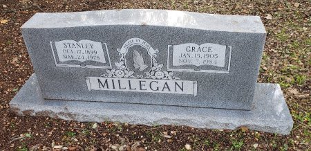 MILLEGAN, GRACE - Williamson County, Texas | GRACE MILLEGAN - Texas Gravestone Photos