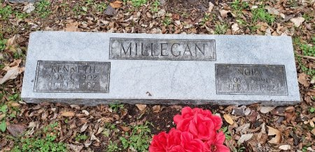 MILLEGAN, KENNETH - Williamson County, Texas | KENNETH MILLEGAN - Texas Gravestone Photos