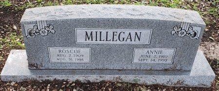 MILLEGAN, ROSCOE - Williamson County, Texas | ROSCOE MILLEGAN - Texas Gravestone Photos