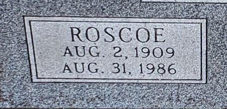 MILLEGAN, ROSCOE (CLOSEUP) - Williamson County, Texas | ROSCOE (CLOSEUP) MILLEGAN - Texas Gravestone Photos