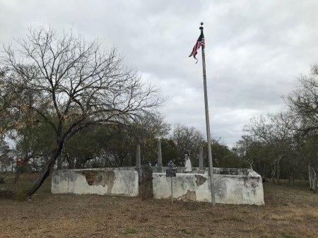 *RECTOR CHAPEL OVERVIEW,  - Wilson County, Texas    *RECTOR CHAPEL OVERVIEW - Texas Gravestone Photos