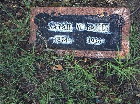 BAILES, SARAH MISSISSIPPI - Wise County, Texas | SARAH MISSISSIPPI BAILES - Texas Gravestone Photos