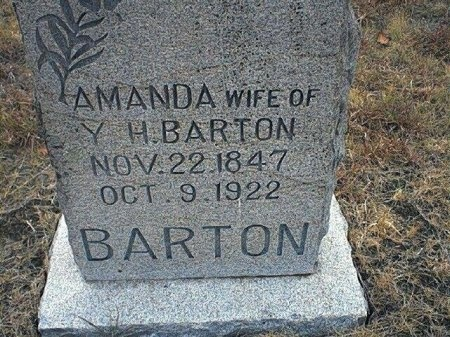 ALLEY BARTON, RACHEL AMANDA - Wise County, Texas | RACHEL AMANDA ALLEY BARTON - Texas Gravestone Photos