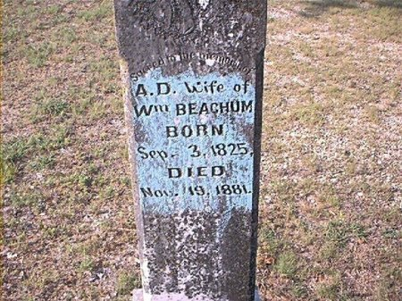 GALLOWAY BEACHUM, ARABELLA DAVIS - Wise County, Texas | ARABELLA DAVIS GALLOWAY BEACHUM - Texas Gravestone Photos