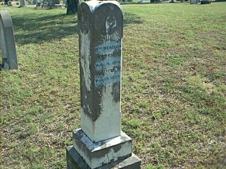 BEACHUM, WILLIAM - Wise County, Texas | WILLIAM BEACHUM - Texas Gravestone Photos