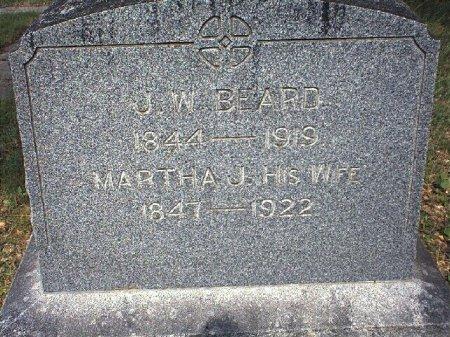 BOGAN BEARD, MARTHA J. - Wise County, Texas | MARTHA J. BOGAN BEARD - Texas Gravestone Photos
