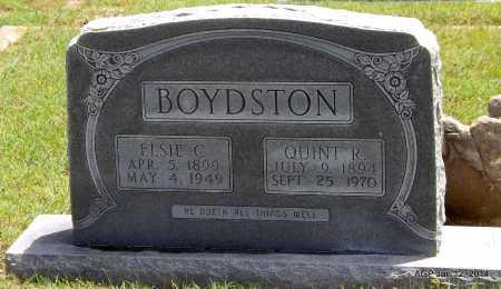 BOYDSTON, ELSIE C. - Wise County, Texas | ELSIE C. BOYDSTON - Texas Gravestone Photos