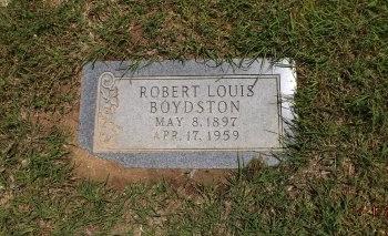 BOYDSTON, ROBERT LOUIS - Wise County, Texas | ROBERT LOUIS BOYDSTON - Texas Gravestone Photos