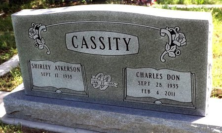 CASSITY, CHARLES DON - Wise County, Texas | CHARLES DON CASSITY - Texas Gravestone Photos