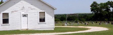 *CEMETERY VIEW,  - Wise County, Texas |  *CEMETERY VIEW - Texas Gravestone Photos