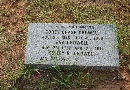 CROWELL, EVA - Wise County, Texas | EVA CROWELL - Texas Gravestone Photos