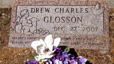 GLOSSON, DREW CHARLES - Wise County, Texas | DREW CHARLES GLOSSON - Texas Gravestone Photos