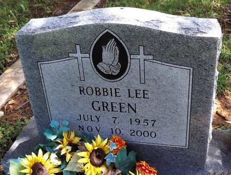 GREEN, ROBBIE LEE - Wise County, Texas | ROBBIE LEE GREEN - Texas Gravestone Photos