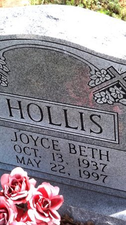 HOLLIS, JOYCE BETH - Wise County, Texas | JOYCE BETH HOLLIS - Texas Gravestone Photos