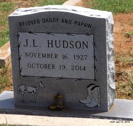 HUDSON, J. L. - Wise County, Texas   J. L. HUDSON - Texas Gravestone Photos