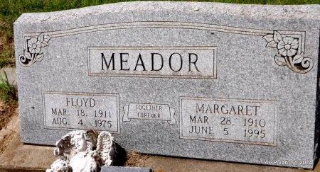 MEADOR, FLOYD - Wise County, Texas | FLOYD MEADOR - Texas Gravestone Photos