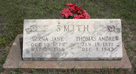 SMITH, VERNA JANE - Wise County, Texas | VERNA JANE SMITH - Texas Gravestone Photos