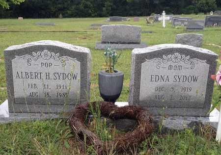 NORTH SYDOW, EDNA - Wise County, Texas   EDNA NORTH SYDOW - Texas Gravestone Photos